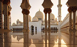 Grande Mosquée Sheikh Zayed © Abu Dhabi Department of Culture and Tourism