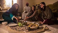 Expérience émiratie ©Abu Dhabi Department of Culture and Tourism