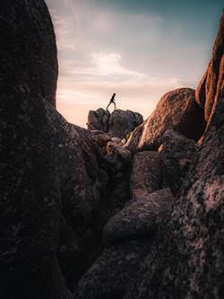 © Lezbroz / Randonnée pédestre