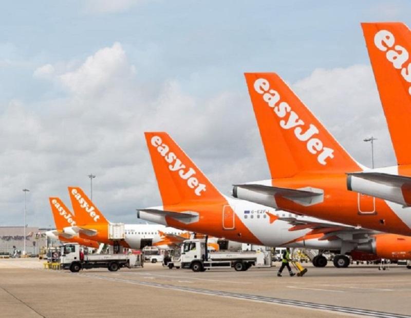 Après les annonces de Boris Johnson, les demandes pour les voyages à forfaits vendus par easyJet sont en hausse de 630% pour l'été prochain - DR