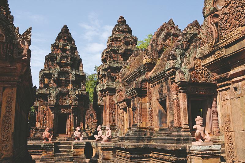 Le Cambodge : des temples, et bien plus encore !