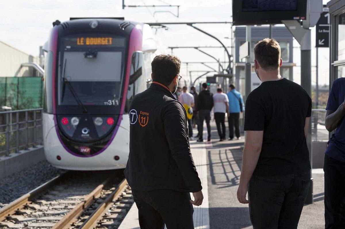 Les fréquentations sont en baisse de -45% pour Transilien, -32% pour TER et -30% pour Keolis - Crédit Valentine Pedoussat SNCF