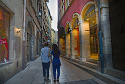 Le Vieux Lyon © A. Stenger/Auvergne-Rhône-Alpes Tourisme