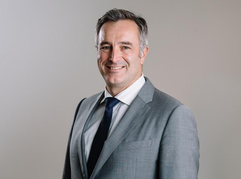 Sylvain Bosc, directeur commercial Center Parcs Europe - DR : Pierre & Vacances-Center Parcs