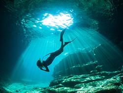 Bonifacio - Snorkeling au Trois Pointes - © Eric Volto