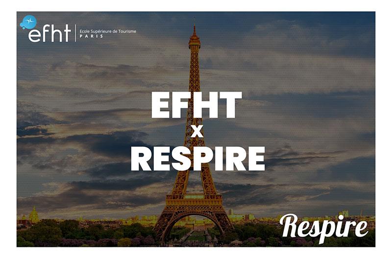 DR EFHT Ecole Supérieure de Tourisme