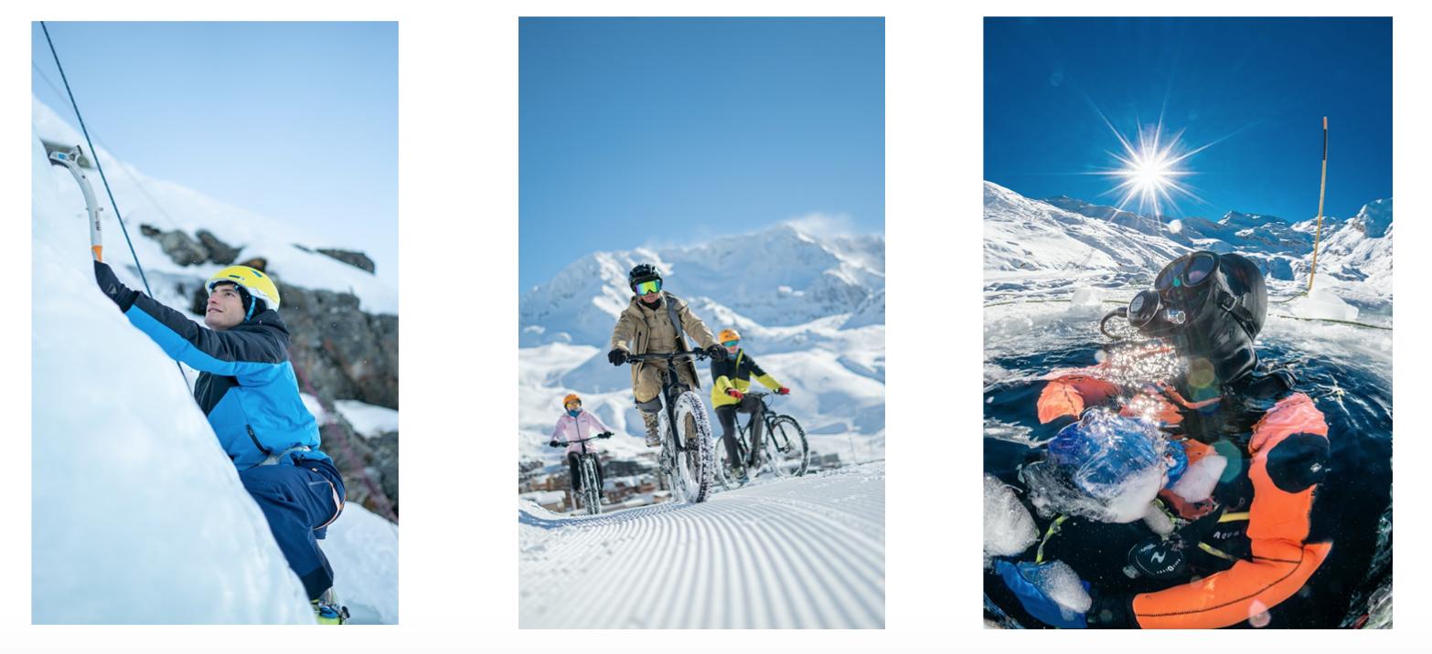 Vacances de février : Val Thorens  a enregistré un taux de remplissage de 20%