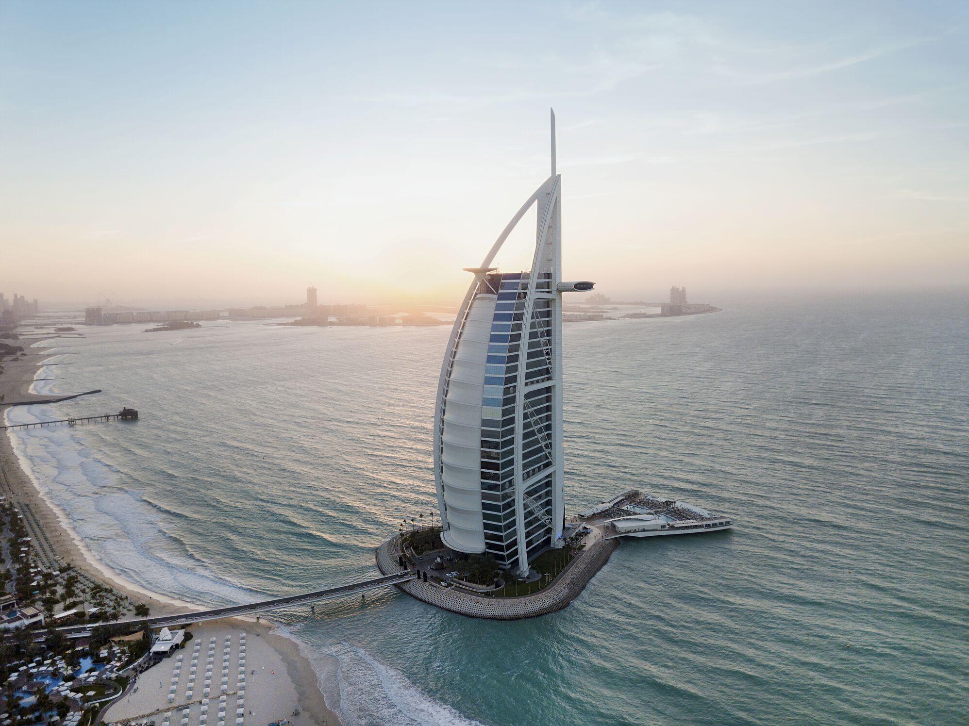 Le Burj Al Arab - DR Mohammed Saleem/Jumeirah)