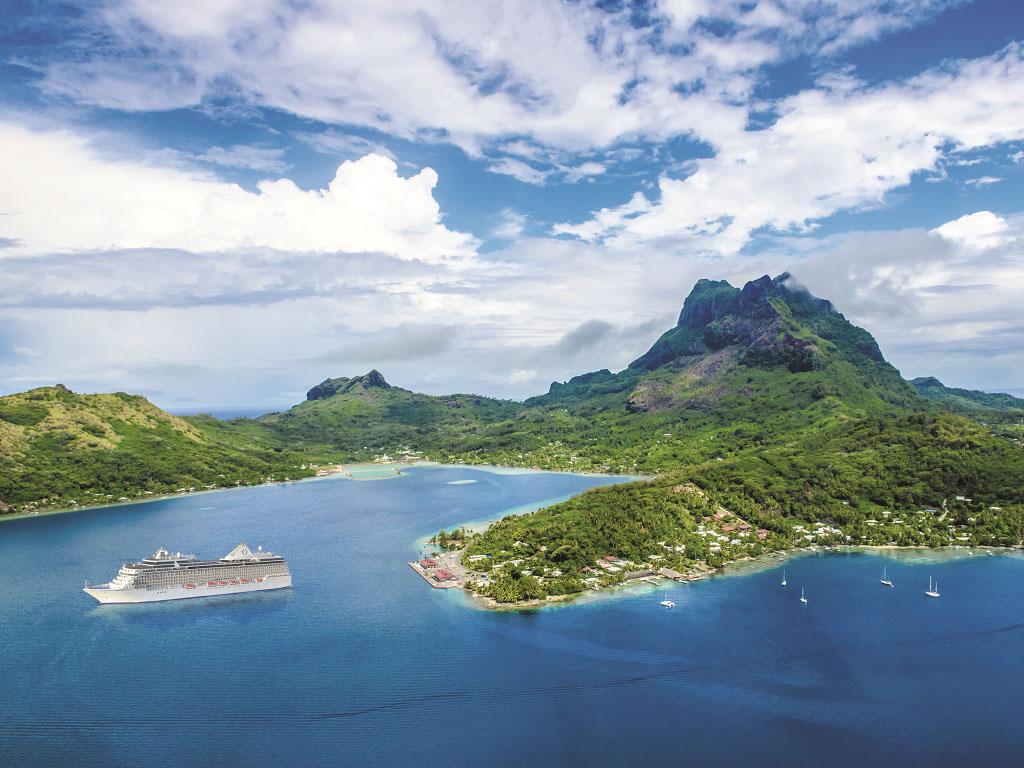 """""""Les voyageurs haut de gamme sont impatients d'explorer le monde une fois de plus et réservent plus longtemps à l'avance pour s'assurer que leurs rêves de voyage seront réalisés""""  a déclaré Bob Binder, président et CEO d'Oceania Cruises - DR"""