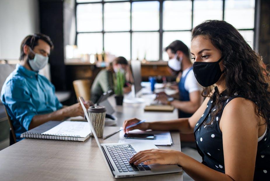 La France est l'un des pays les plus dotés en espace de coworking dans le monde. Shutterstock