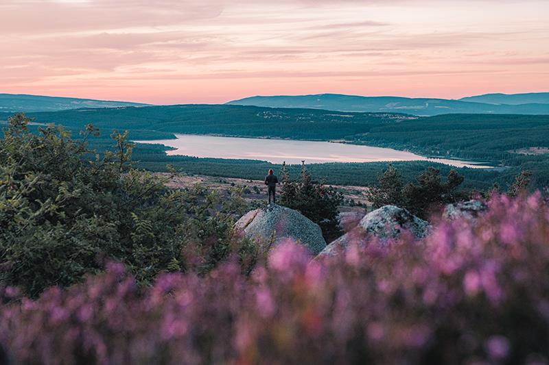 Lac de Charpal Margeride © Lez Broz