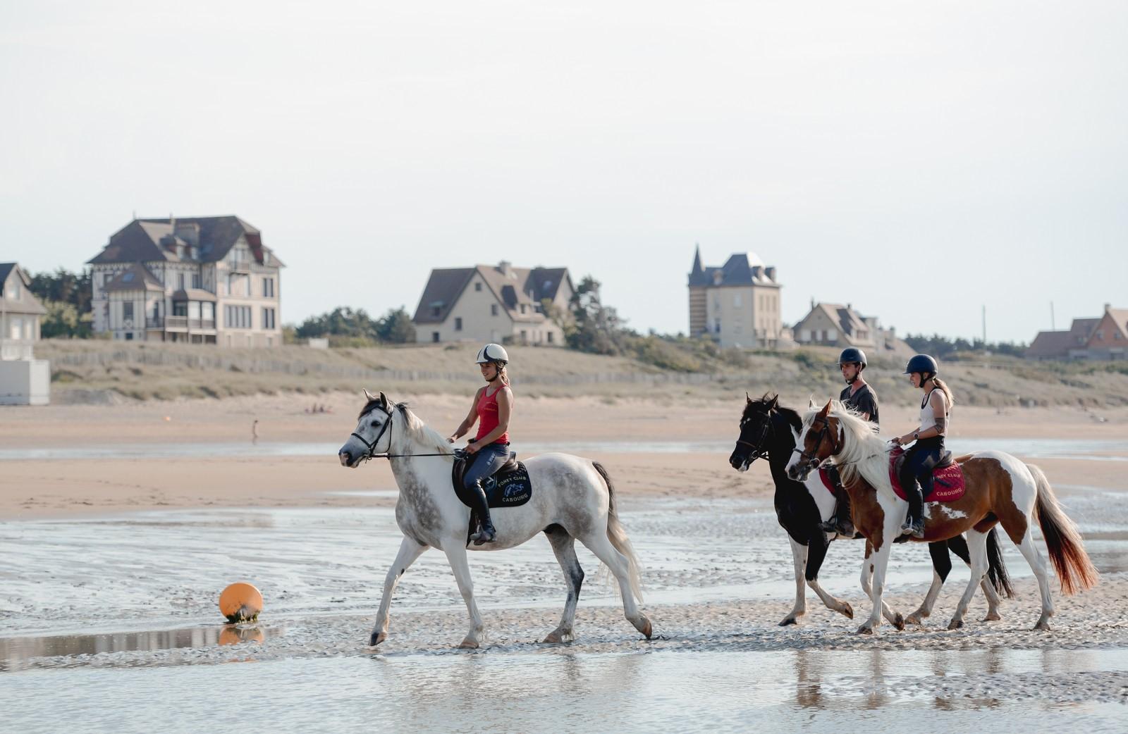Escapade romantique à Cabourg - DR : Marie Anaïs Thierry/Olympict - Normandie Tourisme