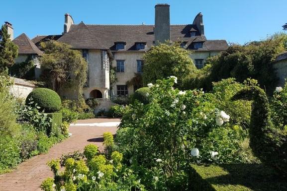 Le Parc du Bois des Moutiers est l'un des trois jardins les plus visités de France - DR : Ben Collier, Normandie Tourisme