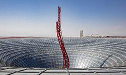 Turbo Track Ferrari World Abu Dhabi © Abu Dhabi Department of Culture and Tourism