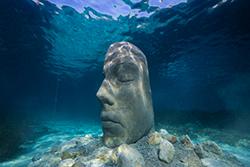 © Mairie de Cannes /Jason deCaires Taylor - Musée sous-marin