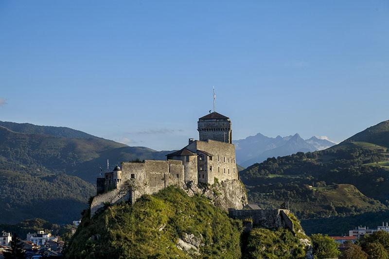 Château Fort © P. Vincent - OT Lourdes