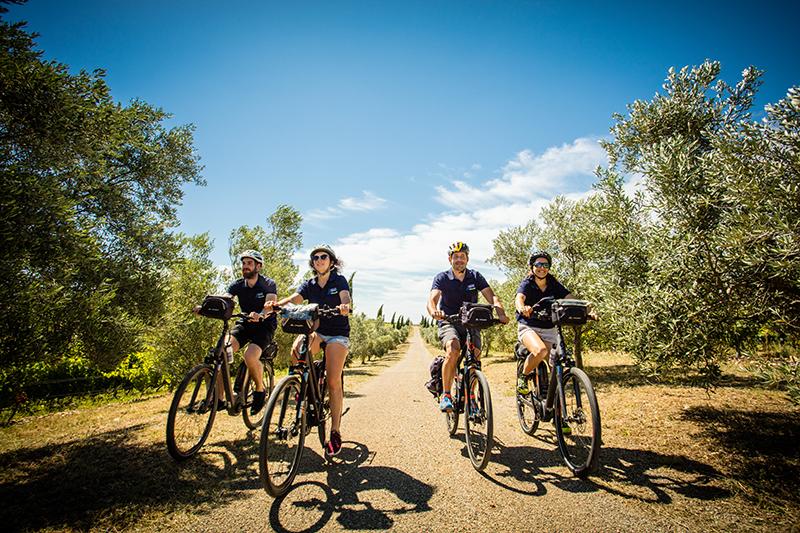 © Hervé Leclair - De belles vacances à vélo avec Cap Vélo