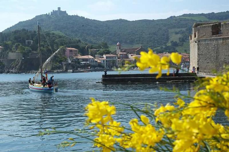 Catalogne © MTM Vacances - Ici, le village de Collioure (66)