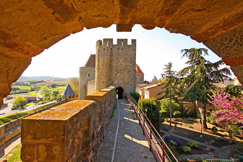 © SCIC SA Sudfrance.fr - Patrimoines de l'Aude – cité de Carcassonne