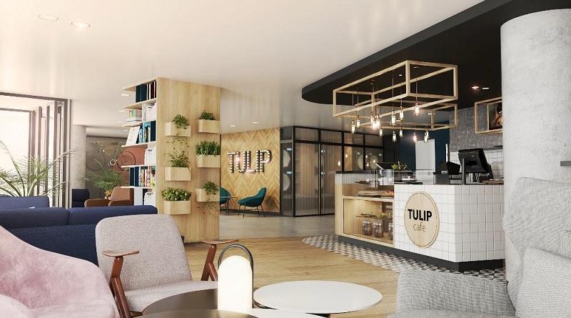 Les 2ères résidences Tulip Residences ouvriront à Joinville le Pont et à Varsovie en Pologne - Crédit photo : Tulip Residences