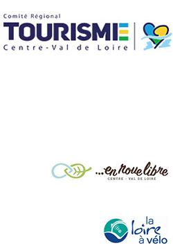 C'est le printemps, évadez-vous aux jardins en Centre-Val de Loire !