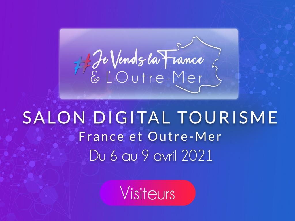 Salon #JevendslaFrance et l'Outre-Mer – L. Niepceron (Bourgogne Franche-Comté Tourisme) : « Proposer des offres concrètes et des idées de séjours aux agv »