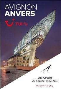 TUI Fly lance une ligne entre Avignon et Anvers en Belgique