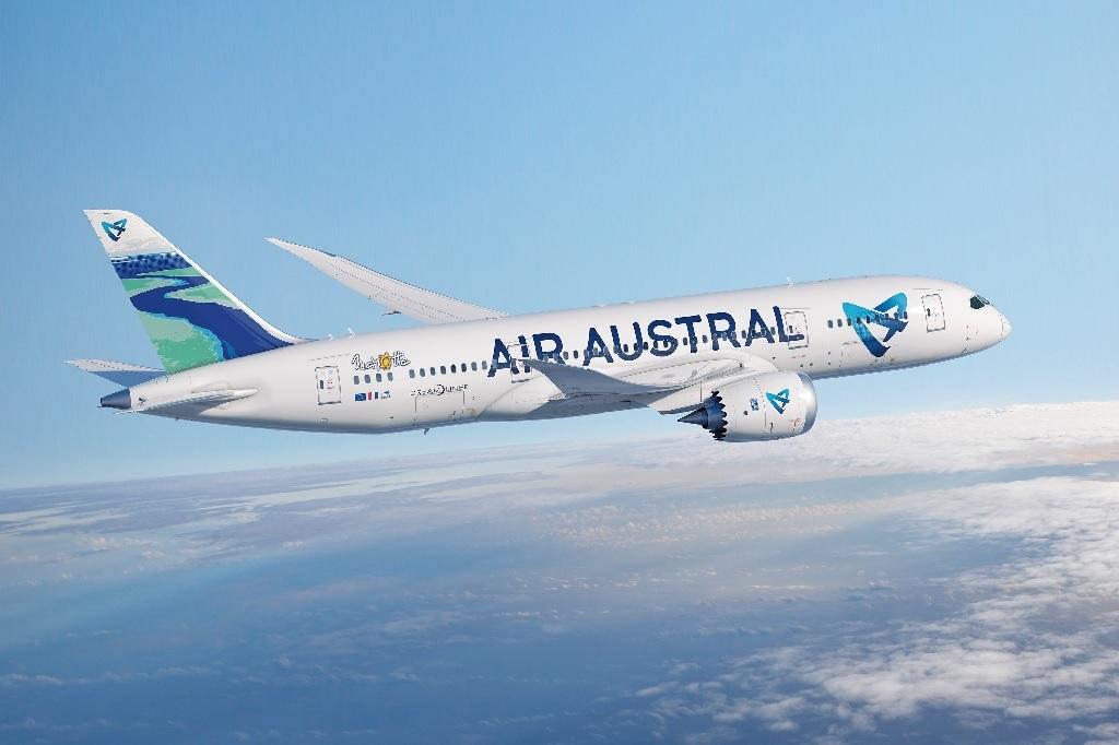 Deux rotations sont ainsi programmées chaque semaine entre le 17 juin 2021 et le 12 septembre 2021.- Photo Air Austral