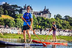 © D. Darrault/ CRT Centre-Val de Loire - Chaumont, paddle