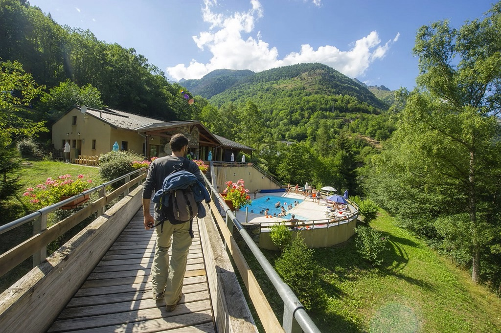 Cap France en 2021 comprend 80 villages-vacances indépendants, pour plus de 1 000 salariés et 100 millions de chiffre d'affaires - Crédit photo : Cap France