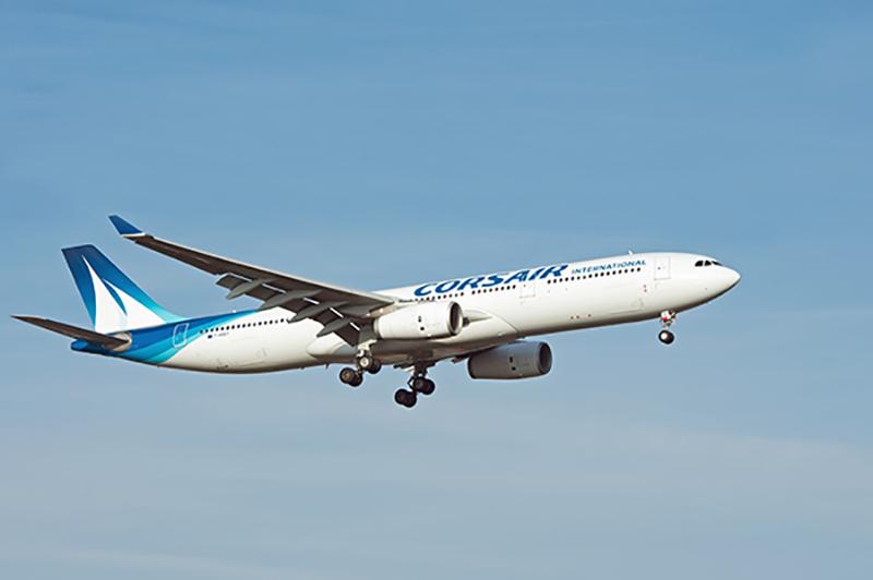 © Corsair - Airbus A330 300