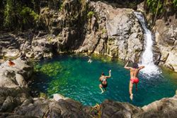 © Aurélien Brusini/Comité du tourisme des îles de Guadeloupe - Saut d'Acomat, Pointe-Noire, BASSE-TERRE