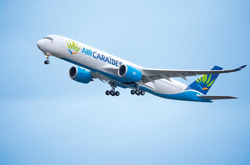 Airbus – A350 XWB en vol