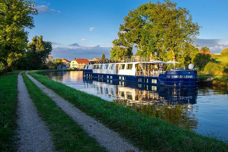 Le Canal de la Marne au Rhin © Bill Maloney