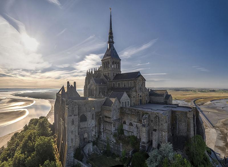 © Philippe Berthé/ CMN -Abbaye du Mont-Saint-Michel