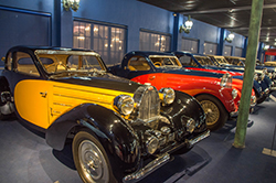© OTC Mulhouse - Cité de l'Automobile