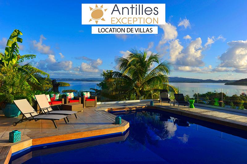 © Antilles Exception - Villa aux Trois Ilets - Martinique