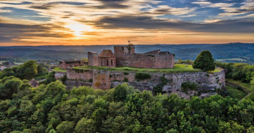 Magnific Escapades vous invite à découvrir les joyaux de l'Alsace du Nord. - DR : Eric Wilhelmy.