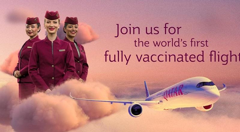 Qatar Airways a assuré un vol spécial aller-retour de et vers Doha ce 6 avril 2021 -DR