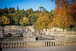 Jardins de la Fontaine © OT Nîmes