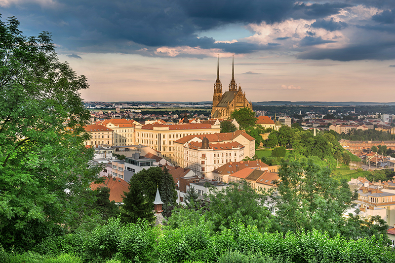 Brno © Ales Motejl / CzechTourism