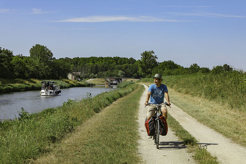 Itinérance vélo © Guillaume Robert Famy