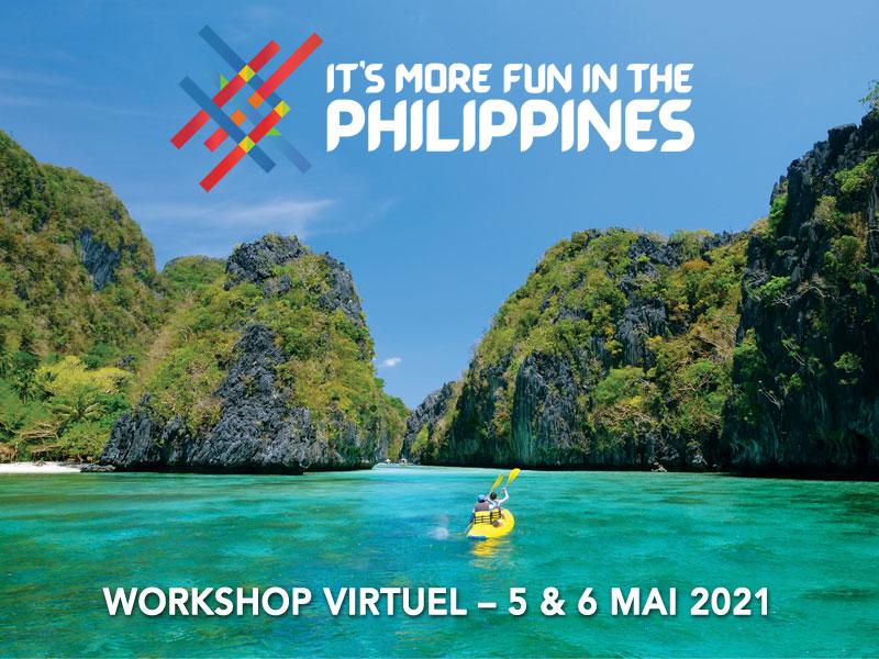 Workshop Philippines 5-6 mai 2021 © Philippines Tourisme