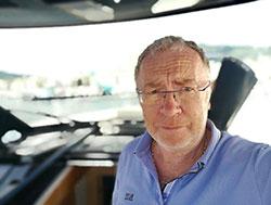 Paul Marcaggi, créateur de Travel Password