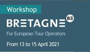 Le CRT Bretagne invite 250 TO européens à un workshop digital
