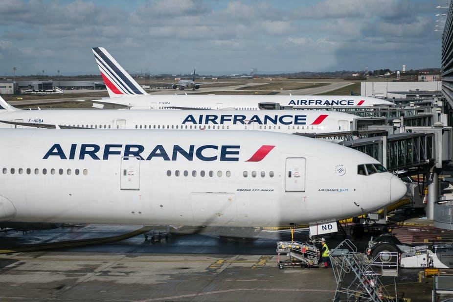 La crise a coûté une perte d'exploitation de 4,5 milliards d'euros à la compagnie aérienne en 2020. Shutterstock