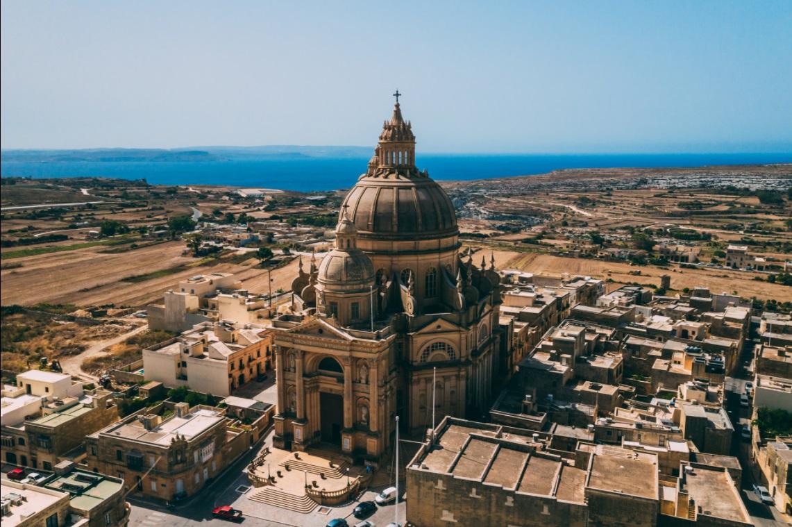 Gozo est l'île secondaire de l'archipel maltais - © Office du Tourisme de Malte