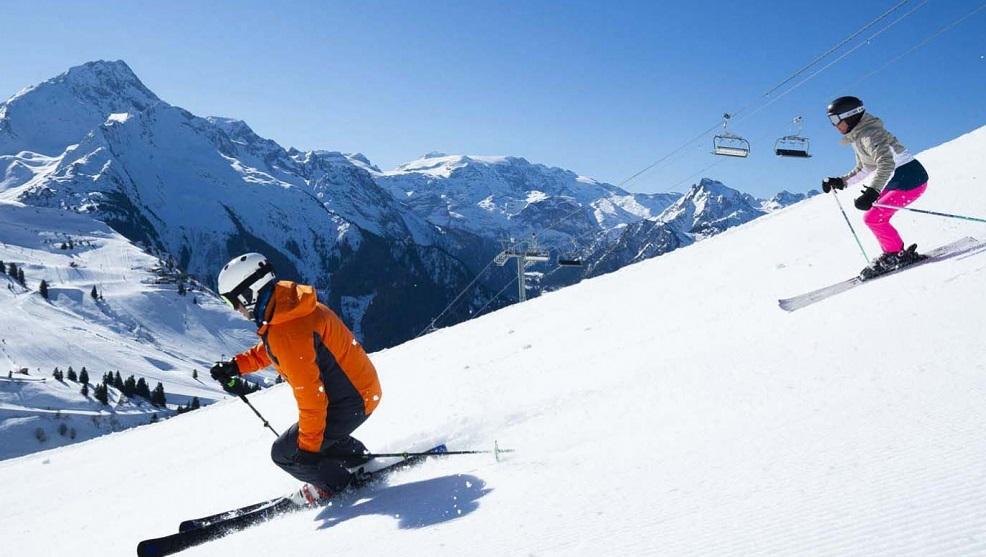 La station de ski de La Plagne fait partie de la galaxie du groupe La Compagnie des Alpes - DR