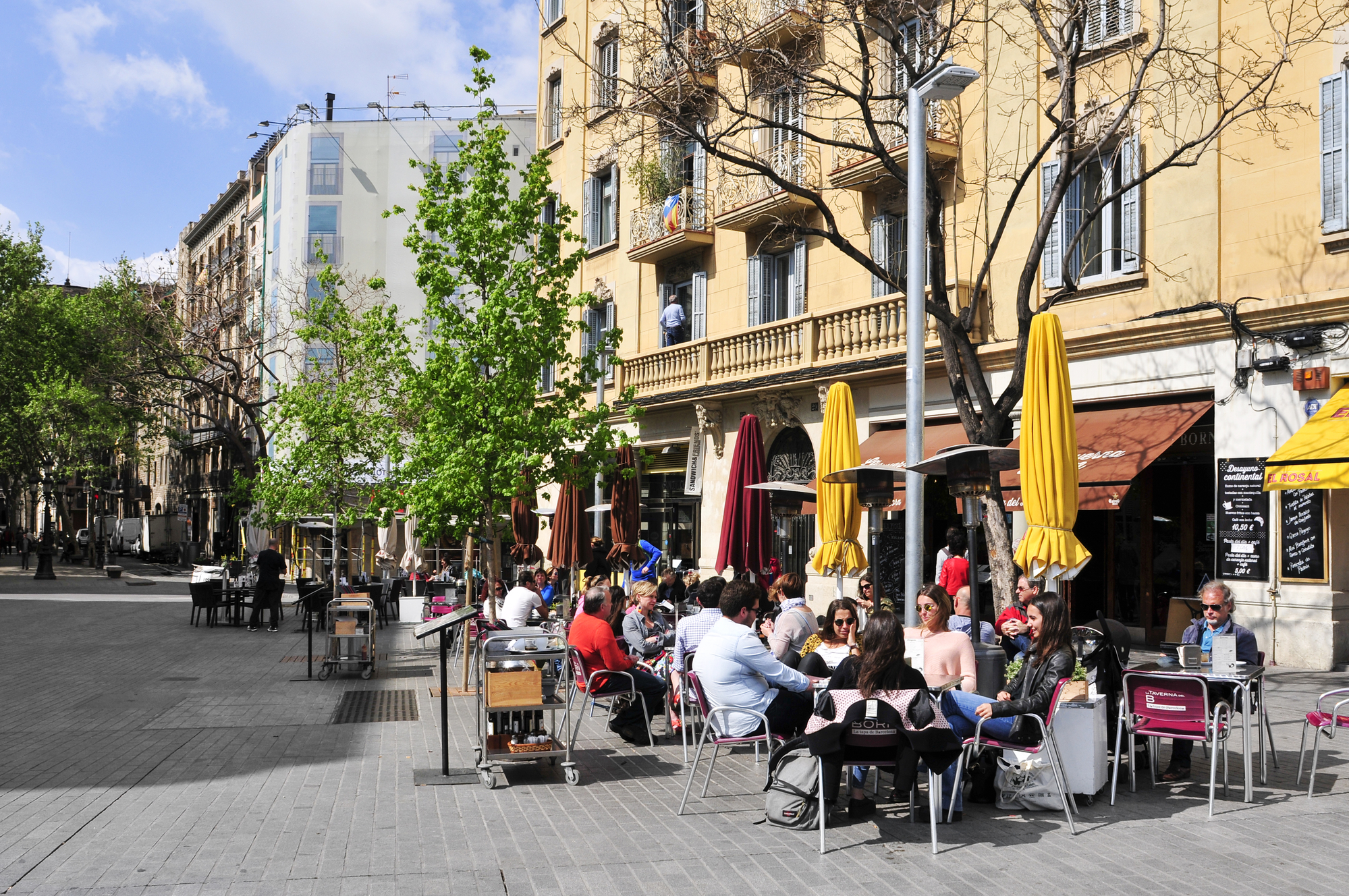 Les visiteurs français plébiscitent la Catalogne /photo DepositPhoto