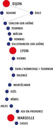 Nouveauté France : et si vous proposiez à vos clients un voyage gourmand !